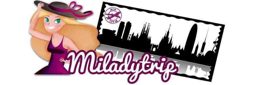 miladytrip logotipo
